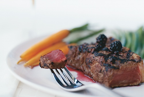 Buffalo New York Strip Steak Recipe